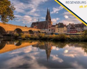 Regensburg.. Krásný výlet za hranice ČR.